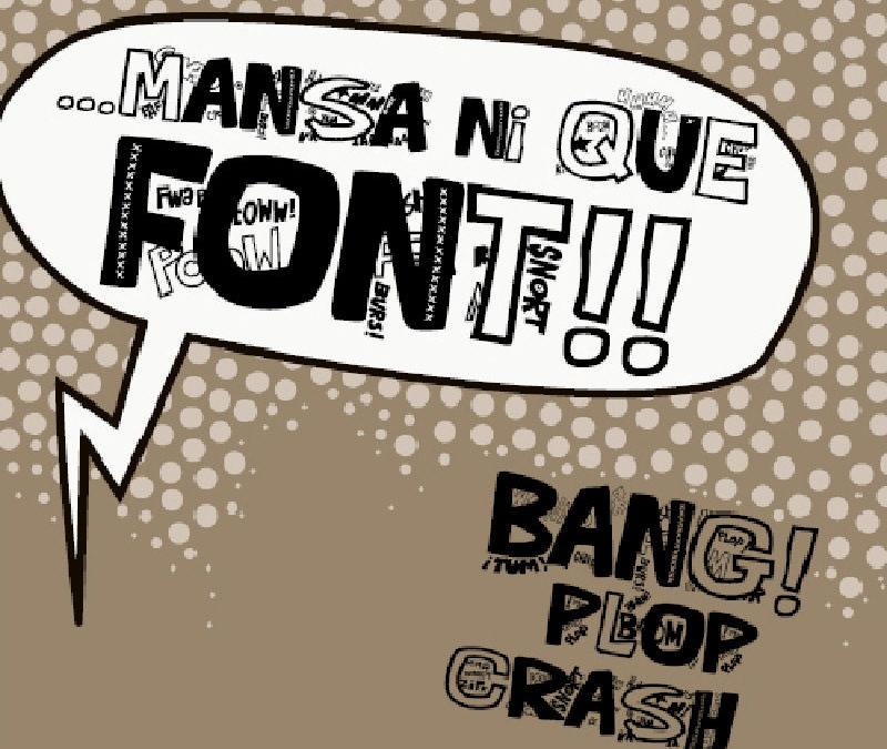 40 Free Cartoon and Comic Fonts