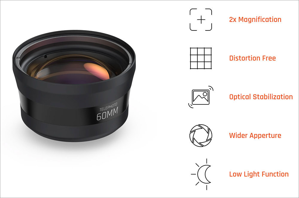 10 Best Lenses For Your iPhone Camera
