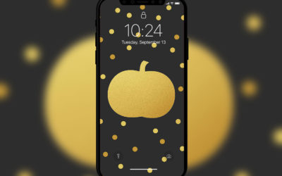 30 Adorable Halloween Mobile Wallpapers to Download