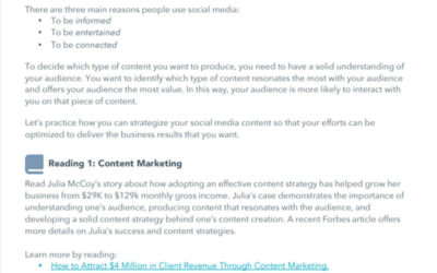 35 Free Ebooks for Social Media Marketers