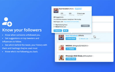80 Twitter Tools for Almost Everything